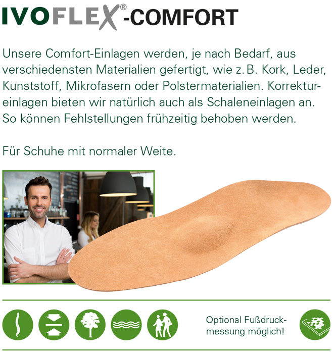 Schomacher Ivoflex Comfort