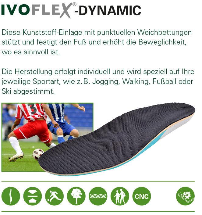 Schomacher Ivoflex Dynamic