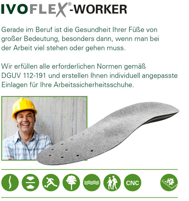 Schomacher Ivoflex Worker