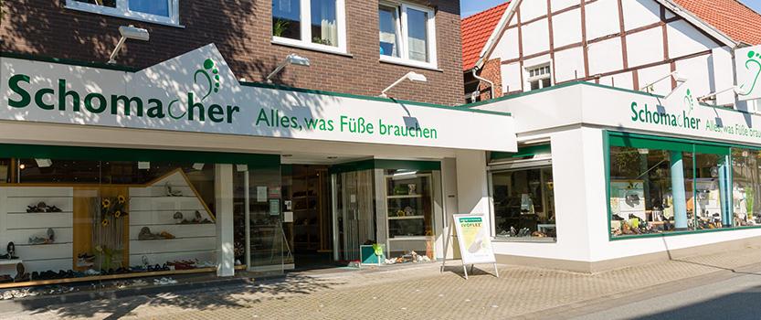 Schomacher Geschäft